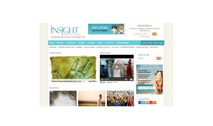 Insight Directory Website